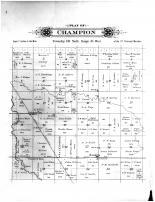 Champion Township, Nashua, Elliott Sta, Yarmouth Junct, Wilkin County 1903